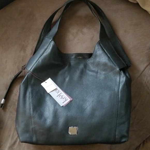 59d6fbbe2 Kooba Bags | Oakland Leather Purse | Poshmark